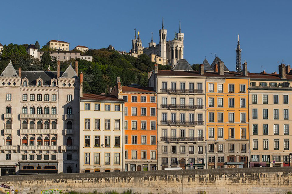Tourisme Lyon se loger